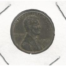 Estados Unidos Moneda Un Centavo De 1943