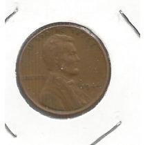 Estados Unidos Moneda Un Centavo De 1944