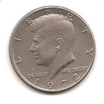 Estados Unidos. 1/2 Dolar. 1972