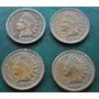 Usa Excelente Coleccion *4 Unidad* Indian Heat*1903-04-05-07