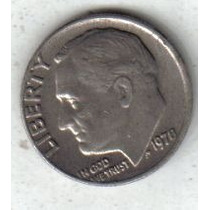 Estados Unidos Moneda 1 Dime Año 1978 !!