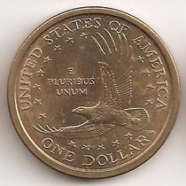 Estados Unidos, Dollar, 2000 P. Sacagawea. Sin Circular