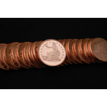 Moneda - Trade Dollar -1 Onza Cobre Puro 999 -
