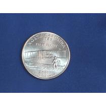 Ee.uu Quarter Dollar Conmemorativa 1789 - 2001..