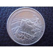 U. S. A. - Shenandoah, Moneda De 25 Centavos (cuarto), 2014