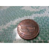 Moneda De Un Centavo De Dolar .1980