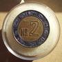 México ¿ Estados Unidos Mexicanos 2 Nuevos Pesos 1993 #km 55