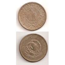Moneda Mexico 10 Centavos 1946
