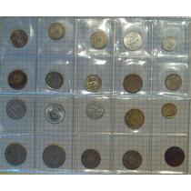 Colección Monedas Arabes 20 Diferentes Paises Valores