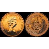 Moneda Falkland 1974