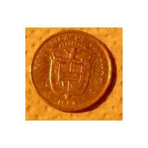 Panama Moneda De 1 Décimo De Balboa-año 1996