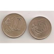 1122-2 Monedas De Uruguay