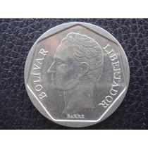 Venezuela - Moneda De 500 Bolivares, Año 1998 - Muy Bueno