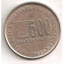 Venezuela 500 Volivares 1994