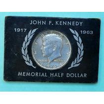 Medio Dollar Kennedy 1964