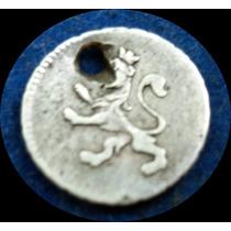 Argentina Potosí 1/4 Cuartillo De Real 1807 Muy Fino