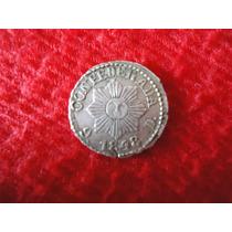 1 Real Córdoba 1848 Mb+ Vieja Escarapela Numismática