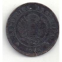 Argentina - 1 Ctv. De Patacón - Año 1885