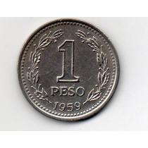 1 Peso - Año 1959 - Argentina