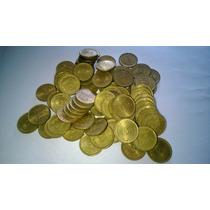 Lote De Setenta Monedas Argentina De 1 Peso Años 70´s