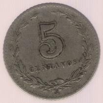 Argentina 5 Centavos 1903 Mb+