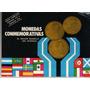 Blister 6 Monedas Mundial De Futbol Argentina Año 1977 1978