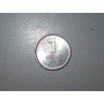 Moneda Argentina 1 Peso 1984