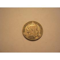 Argentina Niquel 20 Centavos 1915