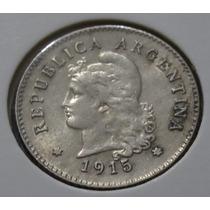 A214 - 10 Centavos 1915