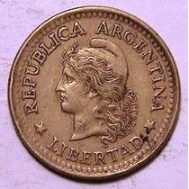 Moneda - 10 Centavos - Ley 18188 - Año 1971/1975