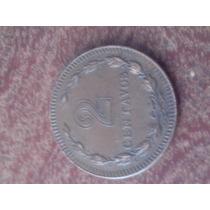 Moneda De 2 Centavos- Año 1946