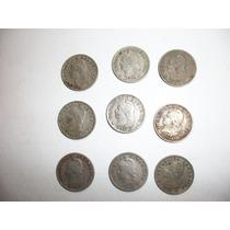 Monedas Argentinas De 5 Ctv. De 1914 A 1939 - Cupro Niquel