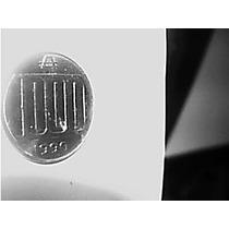 Argentina 1000 Australes Sin Circular 1990 Con Error