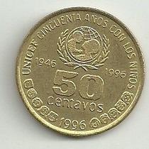 Argentina 50 Centavos Unicef 1996