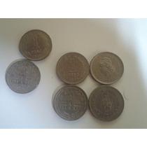 Monedas Del 25 De Mayo Y De Un Peso (1960) Muy Buen Estado!