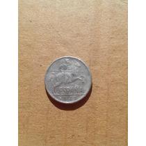 Moneda Antigua España 1941 5 Centimos Aluminio
