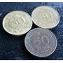 50 Pesos 1978 3 Monedas 80 81 Se Vende El Lote