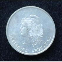 Moneda - Argentina - 5 Centavos - Año 1983