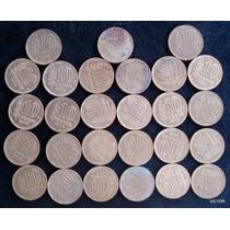 10 Pesos 1976 77 78 Se Vende Lote De 27 Monedas