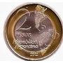 Moneda De Dos Pesos Islas Malvinas