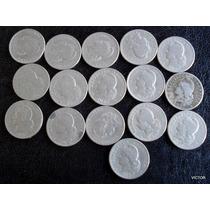 20 Centavos De 1930 Se Vende Lote 16 Monedas
