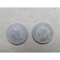 Argentina Monedas Antiguas 10 Centavos 1939 Muy Lindas +++