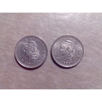 Argentina Monedas Antiguas 5 Centavos 1958 Chichon Rara +!!