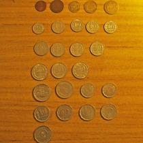 Coleccion Monedas Argentinas 1943-1966