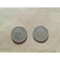 Monedas Antiguas, Niquel De 5 Cvos 1923