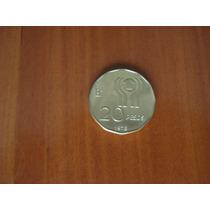 Moneda Mundial 78, 20 Pesos