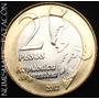 Moneda 2 Pesos 30º Aniversario Islas Malvinas - 2012