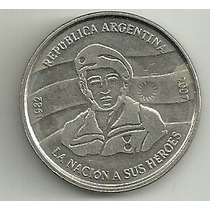 Argentina Malvinas 2 Pesos Sin Circular