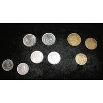 Lote Monedas Argentinas 20, 10 Y 5 Ctvs Del 1939 Al 1958