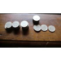 Lote De 34 Monedas De 1 Peso 1957. 1962
